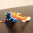 Plane parallel griper 2#TinkerMechanical image