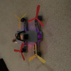 Picture of print of Working Drone- #TinkerMechanical