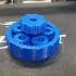 Solid Core Compound Planetary Gearbox image
