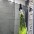 Shower screen double hook - practical design image