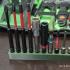Case for screwdriver's bits image