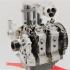 Mazda RX7 Wankel Rotary Engine 13B-REW - Working Model image