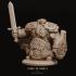 Dwarven Infantry 03 Miniature image