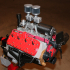 Ford Flat Head V8 Working Model Engine image
