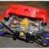 Subaru EJ20 Cutaway model image