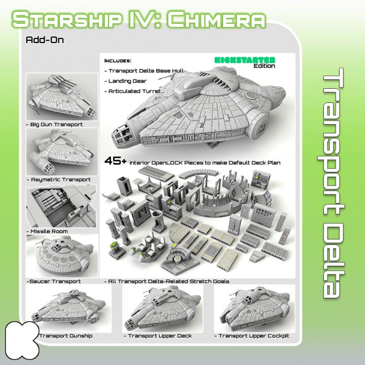 Transport Delta Kickstarter Edition's Cover