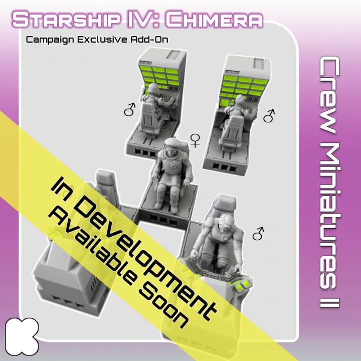 Crew Miniatures II's Cover