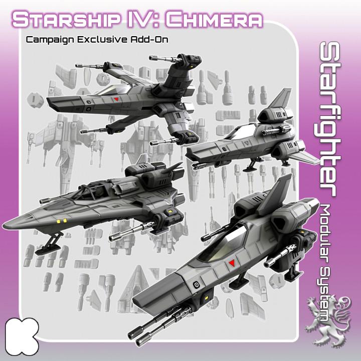 Starfighter Modular System