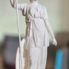 Picture of print of Minerva