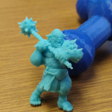 Picture of print of Bugbear - D&D Miniature