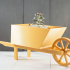 Wheelbarrow image