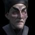 Nosferatu Bust - A Symphony of Horror image