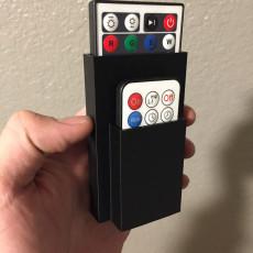 Remote Holder LED IR controller