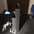 Remote Holder LED IR controller image