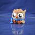 Winter Owl image