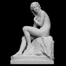 Susanna at The Bath