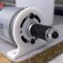 775 DC motor 90 degree mount bracket image
