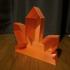Amethyst Ice Lantern Mold image