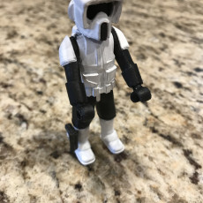 Picture of print of Scout Trooper