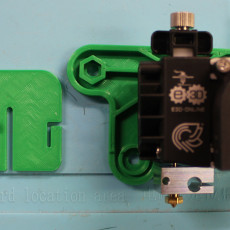 Picture of print of Creality Ender 5 E3D Hemera Mount This print has been uploaded by david wilson