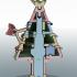 Animated Mecanical Christmas Tree image
