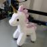 Low Poly Unicorn image