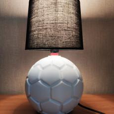 Football lampe