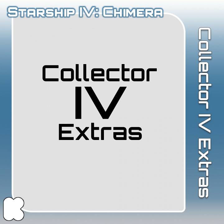 Collector IV Extras's Cover