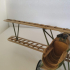 fighter aircraft collection / Fascicle 4 of Albatros D.va (Lower Wings) image