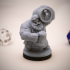 Dwarven Barkeep Miniature image
