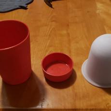 Ice Mug Mold