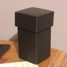 Parametric Dice Box Generator
