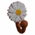 Hook with daisy and ball image