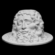 Head of St. John the Baptist on a Plate