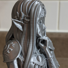 Picture of print of Princess Zelda