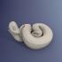 Snake Necklace image