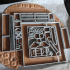 Gingerbread 3D printer Cookie Cutters image