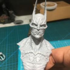 Picture of print of Nosferatu BATMAN