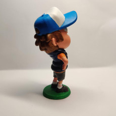 Picture of print of Gravity Falls: Dipper Pines