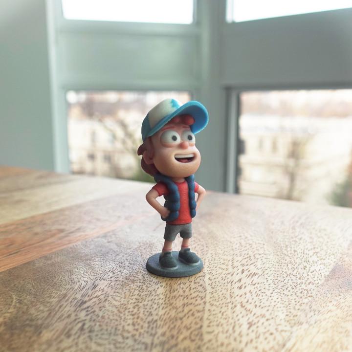 Gravity Falls: Dipper Pines