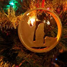 Nativity Christmas Ornamant