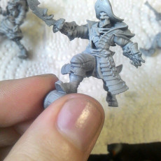 Picture of print of Undead Pirate Captain