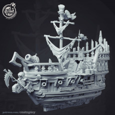 Undead Pirate Ship