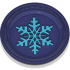 Coaster - winter (snowflake) image