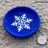 Coaster - winter (snowflake) - multicolor image