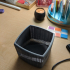Lattice Striped Box image