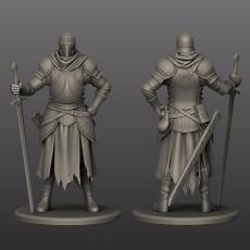 230x230 knight model
