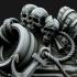 Pirate Mask image
