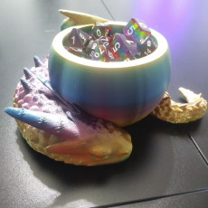 Picture of print of Dragon bowl