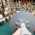 PLATEAU A SOUS COUCHE - Peinture de fig ! image